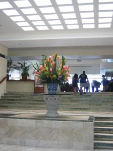 Krystal Cancun lobby